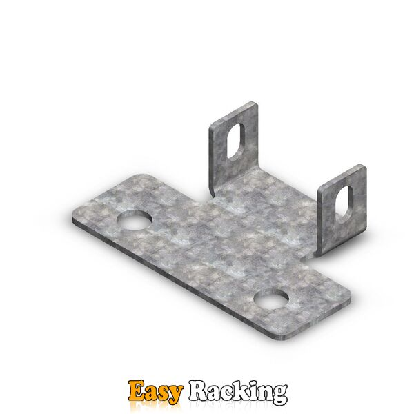 AR grootvakstelling voetplaat - upright base
