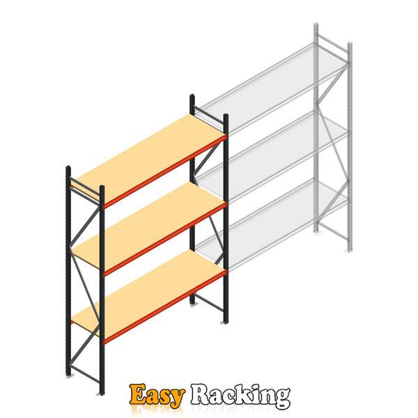 Beginsectie AR grootvakstelling 3000x2250x600 - 3 niveaus
