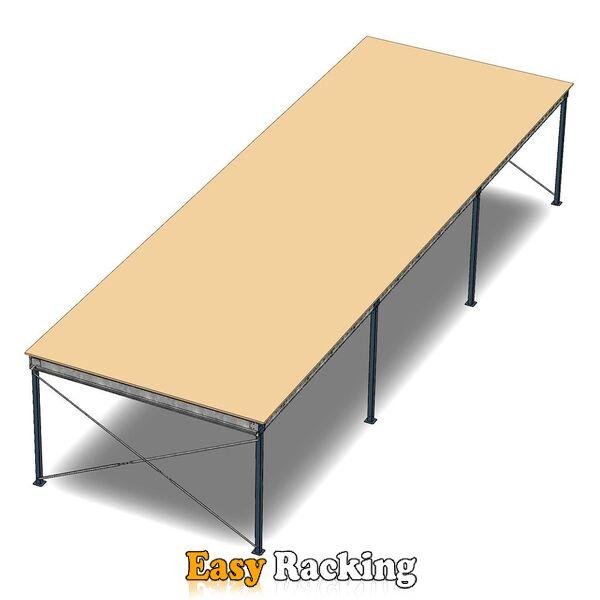 Entresolvloer, verdiepingsvloer, tussenvloer 15300x5000x3200
