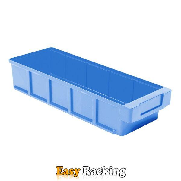 Plastic Bak, Magazijnbak, Magazijnstellingbak VKB 300x152x83 blauw