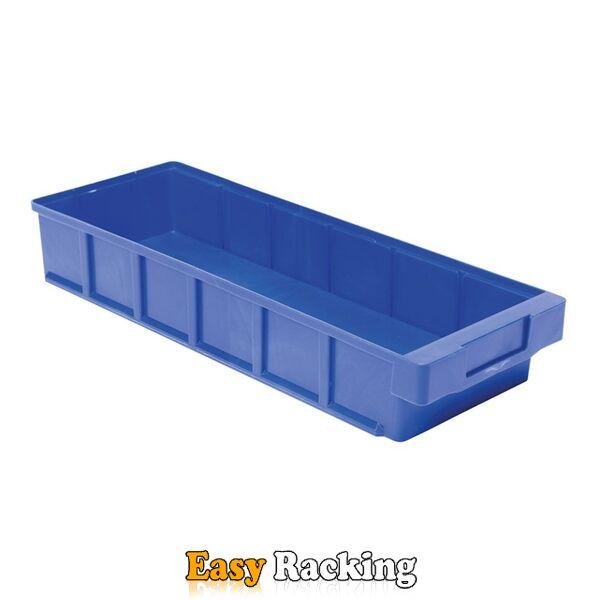 Plastic Bak, Magazijnbak, Magazijnstellingbak VKB 500x186x83 blauw