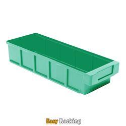 Plastic Bak, Magazijnbak, Magazijnstellingbak VKB 300x152x83 groen
