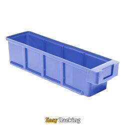 Plastic Bak, Magazijnbak, Magazijnstellingbak VKB 300x93x83 blauw