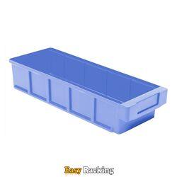 Plastic Bak, Magazijnbak, Magazijnstellingbak VKB 400x152x83 blauw