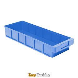 Plastic Bak, Magazijnbak, Magazijnstellingbak VKB 400x186x83 blauw