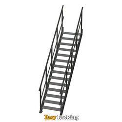 Standaard Steektrap, Industriële Trap 2800x800 mm (hxb)