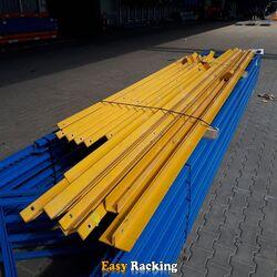 Voordeelpartij gebruikte hoeklijnen ca. 116 m geel