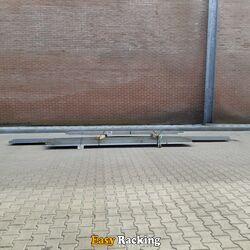 Voordeelpartij gebruikte hoeklijnen ca. 52 m verzinkt