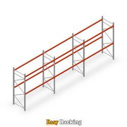 Voordeelrij palletstelling AR T2 3000x8420x1100 T1451/2700 2 niveaus