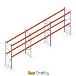 Voordeelrij palletstelling AR T2 3500x11120x1100 T1651/3600 - 2 niveaus