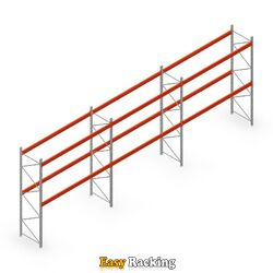 Palletstelling AR T2 voordeelrij 4000x11120x1100 T1651/3600 2 niveaus